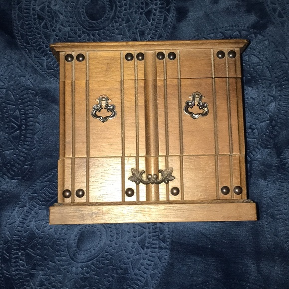 Other - Beautiful Wooden Jewelry Box